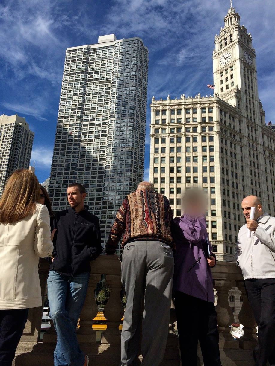 Exploring Chicago architecture