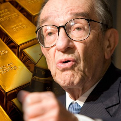 Greenspan, Gold, and the Banality of Evil