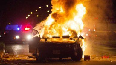 Milwaukee Burning