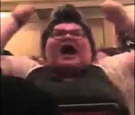 Trigglypuff throws a tantrum.