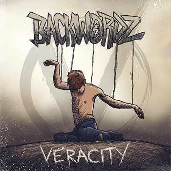 "BackWordz ""Veracity"" album cover"