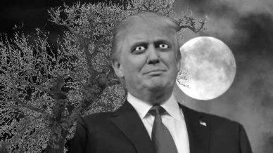 Evil Donald Trump