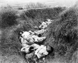 Filipino victims of the Spanish American War