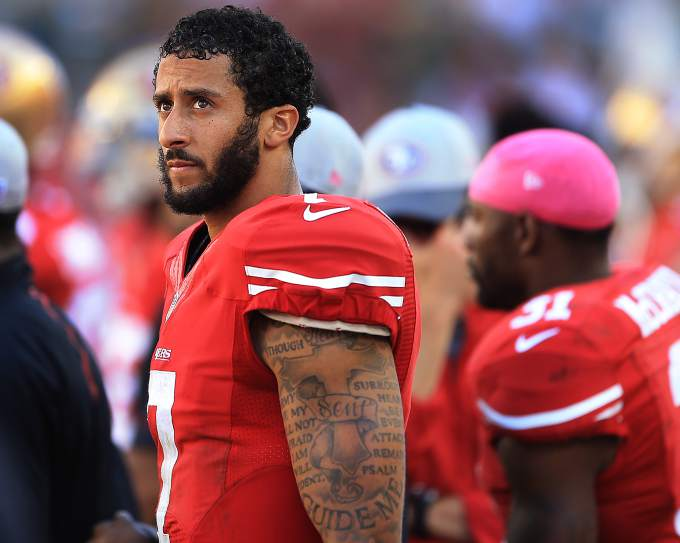 Why Colin Kaepernick's Protest Is Unarguably Beneficial