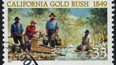 Anarchy in the California Gold Rush