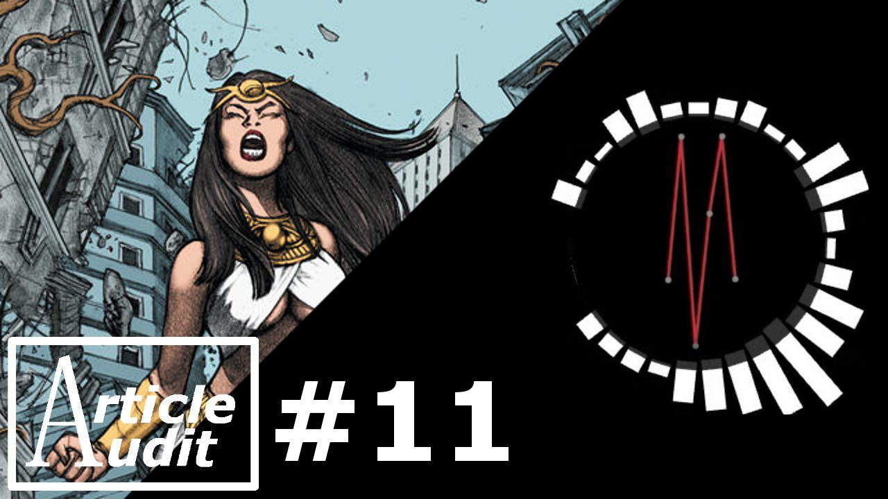 The Story Behind DC's Muslim Superhero 'ISIS'