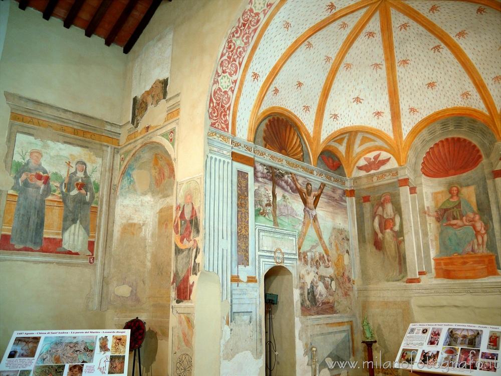 Melzo (Milan, Italy): Church of Sant'Andrea