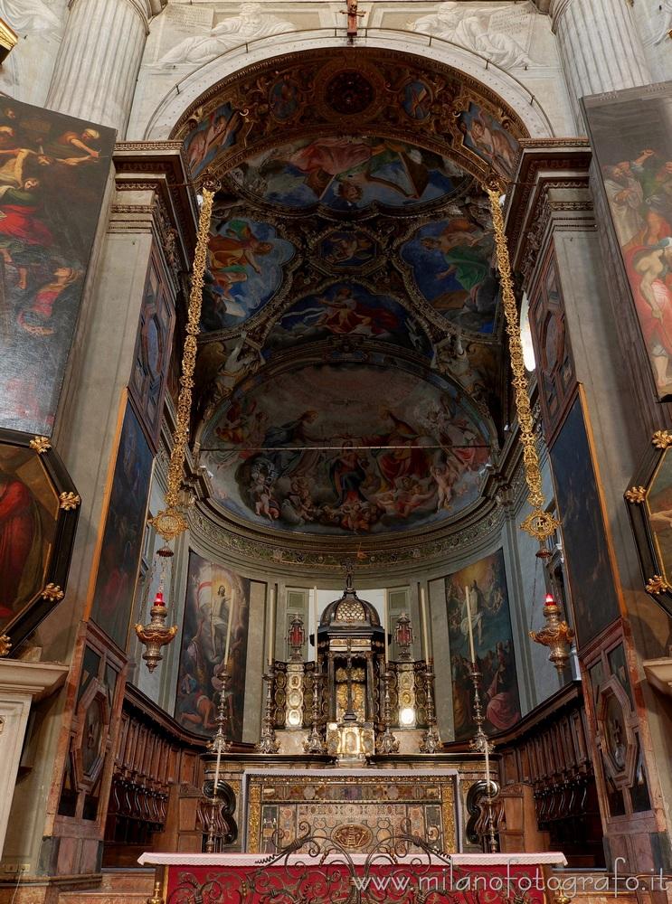 Milan (Italy): Church of Santa Maria della Passione