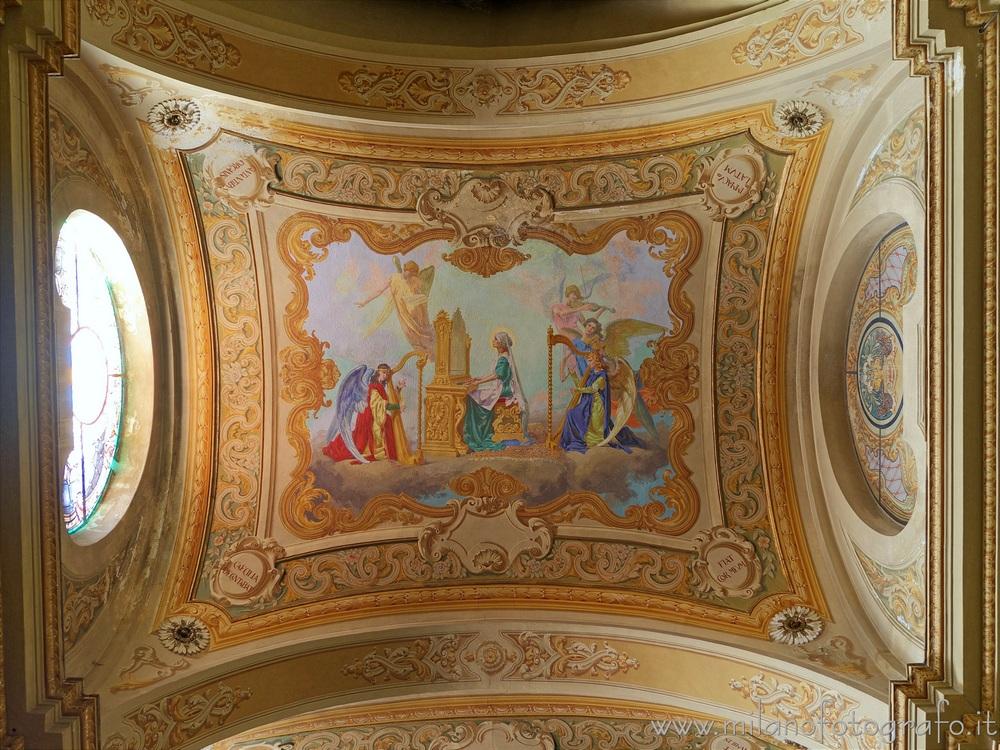 Andorno Micca (Biella, Italy): Church of San Lorenzo