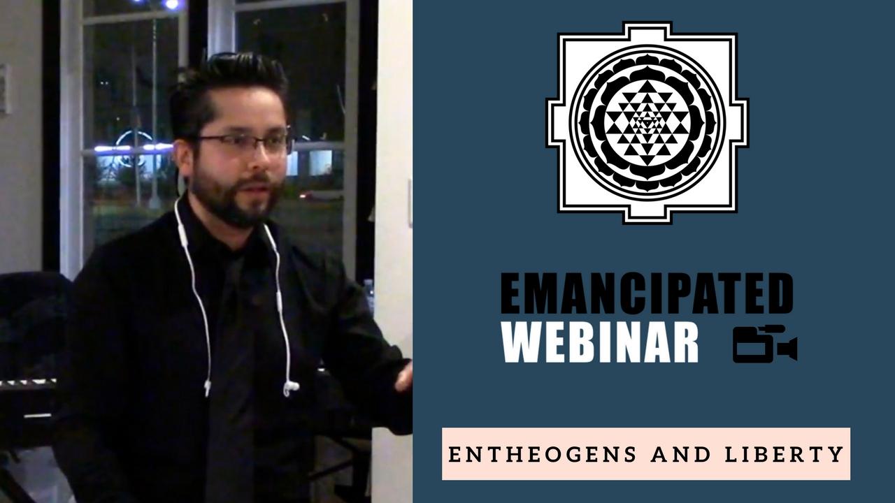 Webinar: Entheogens And Liberty