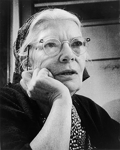 Servant of God Dorothy Day