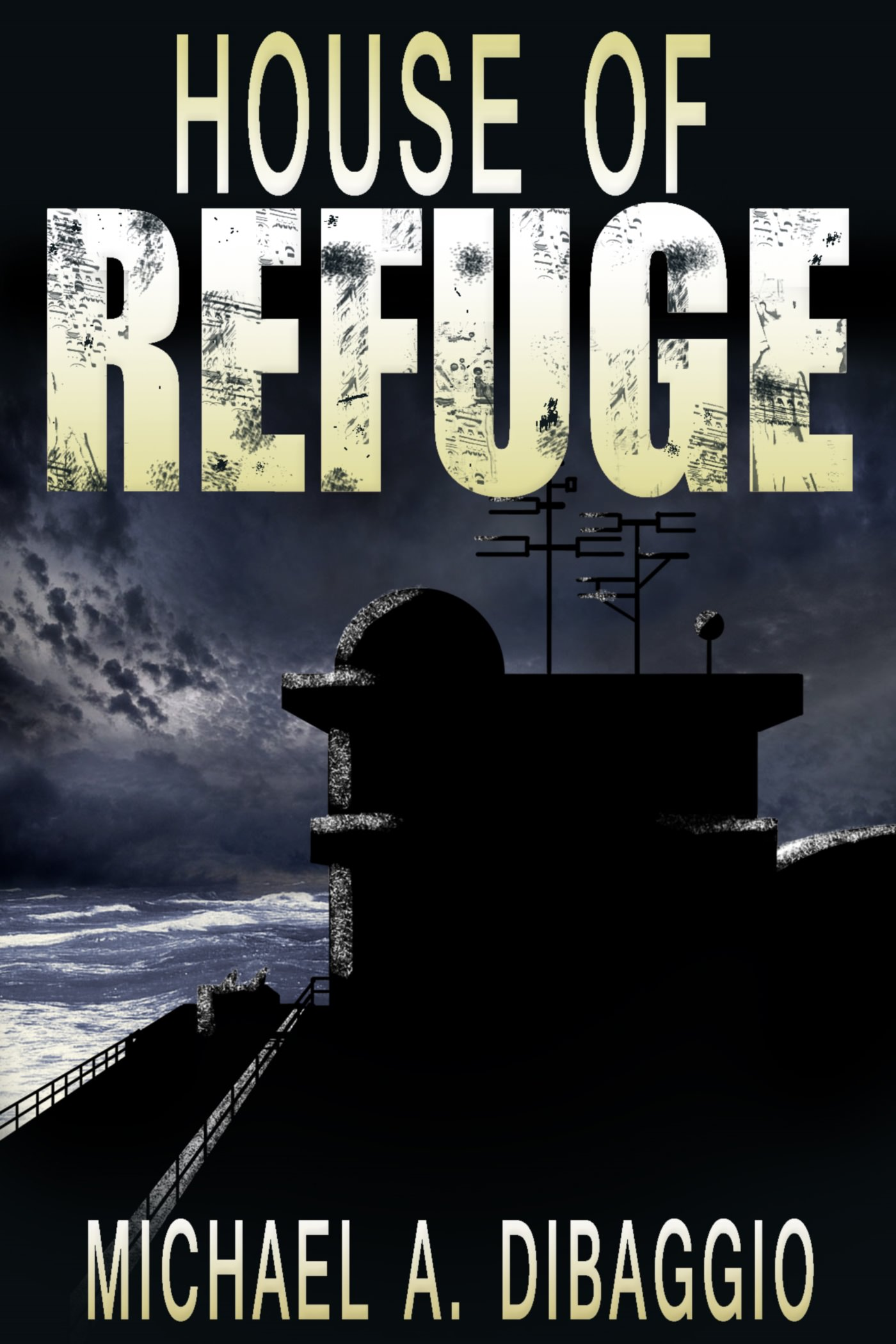House of Refuge book cover